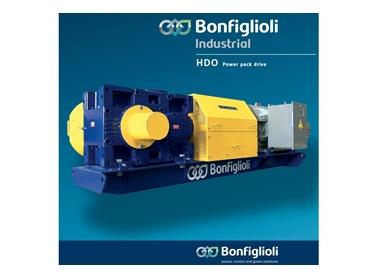 Industrial strength helical gearmotors