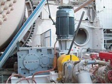 One of Bonfiglioli's HD industrial drives was recently installed at the Unimin site