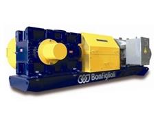Bonfiglioli boom conveyor drive
