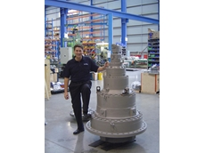 Planetary gearbox combinations with peak torque outputs from Bonfiglioli