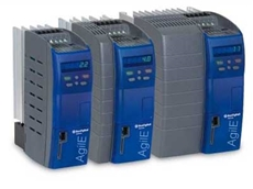 Bonfiglioli's Agile Inverter range of variable frequency drives