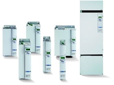 The RD 500 series of frequency converters.