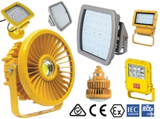 IECEx Explosion-proof and ATEX Intrinsically Safe Lights for Mining