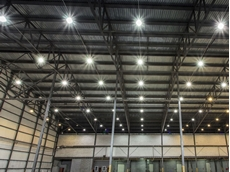 Intelligent lighting compatible Bay Lights designed for Industrial and Commercial use