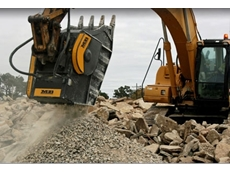 Powerful Jaw Crusher Buckets from Bost Group