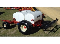 AU Series Liquid Fertilizer Carts