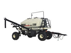 Model 2200 air seeders are purposely designed to be cost effective