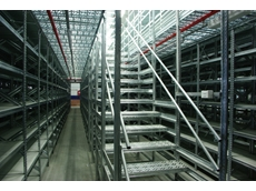 A Super 1-2-3 long span shelving system was installed in the archive department of Melbourne University