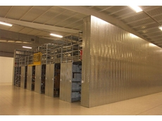 Super 123 shelving components can be used to create cost effective two tier shelving solutions