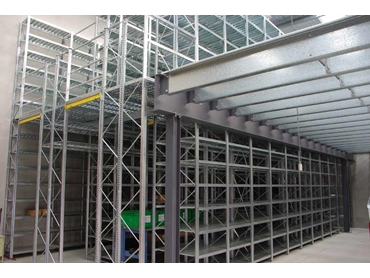 Raised Storage and Mezzanine Floors