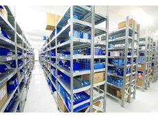 Metalsistem Fully Adjustable Boltless Industrial Longspan Shelves from Bowen Group