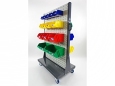 Bowen Group's mobile line feed trolleys are suitable for assembly lines and manufacturing plants