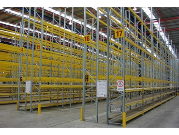 Selective Racking solutions