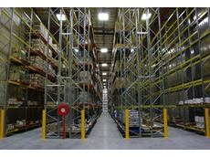 Superbuild or Unibuild narrow aisle pallet racking can be configured to carry loads up to 35,000 kg