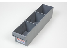 Spare parts trays from Bowen Group are built tough from strong and durable polypropylene to resist solvents and oils