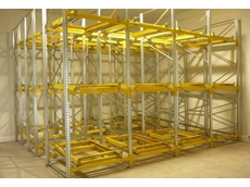 Superbuild push back racking systems
