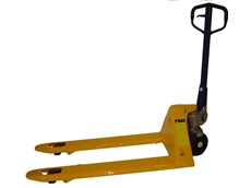 Wide range of pallet trucks