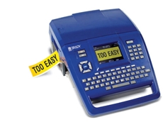 Brady Australia's BMP71 Thermal Transfer Label Printer.
