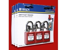 Brady Australia Pty Ltd launches Safety Plus Padlocks