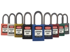 Compact Lockout Padlocks
