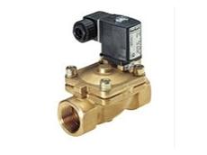 Burkert 5281 brass solenoid valves