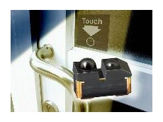 Integrates touch and proximity functions.