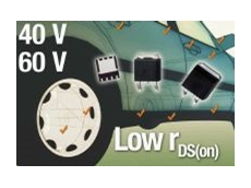 P-channel MOSFETs for automotive 12V boardnet high-side switches.