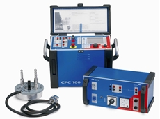 OMICRON CP-CU1 from Brandis Hire