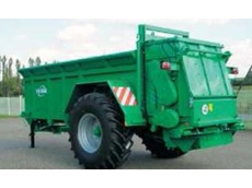 Tebbe compost spreaders