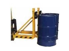 Forklift Drum Handlers from Bremco Metal Products