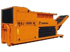 M&J 1000M shredder