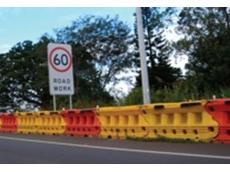 Roadliner 2000 S series road barriers