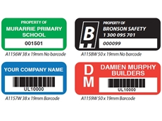 Ultra-Guard property ID tags