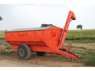 Heavy duty 250mm x 150mm RHS chassis