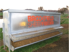 Sheep Feeders from Brookfield
