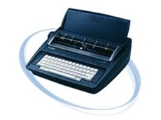 AX-325 - Portable Typewriter