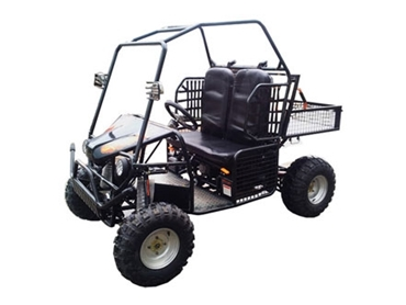 Economical twin 8 litre fuel capacity for work and play