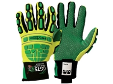 HexArmor Gator Grip specialty safety gloves