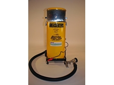 Blast-Vac Grit Blasting Portable Machine