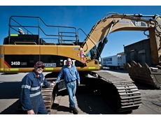 Daracon uses Bulbeck's full range of parts cleaning equipment for the maintenance of their massive fleet of light vehicles, trucks and heavy equipment