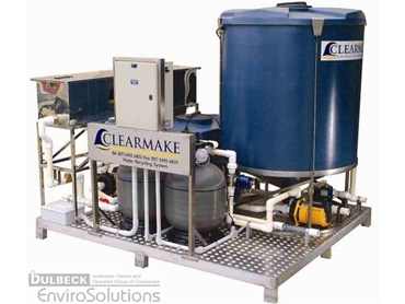 Trade Waste Water Recycling Systems
