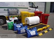 Spill Kits and Sorbents for Oil and Chemical Spills from BulBeck EnviroSolutions