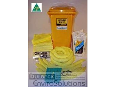 Spill Control for Oil and Chemicals