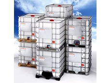 Schutz Ecobulk IBCs can be used with a range of liquid products