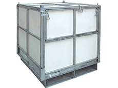 Steel Intermediate Bulk Containers