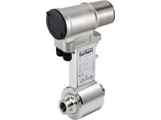 8056 sanitary mag flow meters available from Burkert Fluid Control Systems
