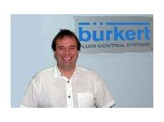 Bürkert appoints regional segment manager