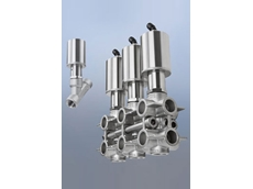 Stainless steel INOX valve systems exhibit high chemical resistance