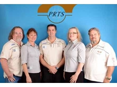 The PRTS Team (L-R) Garry Sellen, Tania Pemberton, Greg Fitzgerald, Sandi Fitzgerald and Kel Gillett