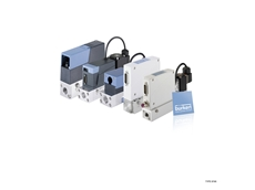 Bürkert's Mass Flow Controllers